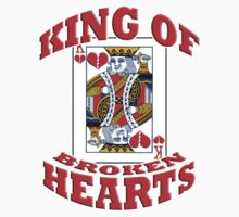 KING OF broken HEARTS by PedroLD