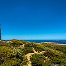 Cape de Couedic Lighthouse  by John Sharp