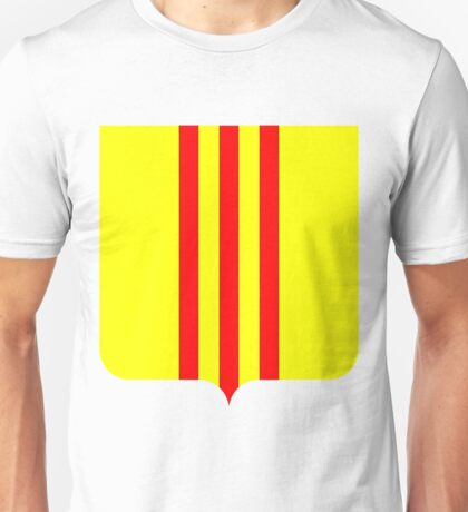Coat of Arms of South Vietnam (1963 - 1975) Unisex T-Shirt