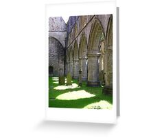 Dunkeld Cathedral Greeting Card