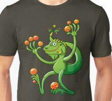 Christmas Iguana Unisex T-Shirt