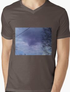 After The Storm                                    Pentax X-5 Series  16 MP Mens V-Neck T-Shirt