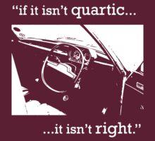 "Austin Allegro - ""If it isn't quartic...it isn't right."" by floorHINGED"
