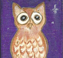 What A Hoot by Joanne Thomas