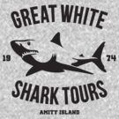 Great White Shark Tours by KRDesign