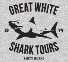 Great White Shark Tours by KRDesign