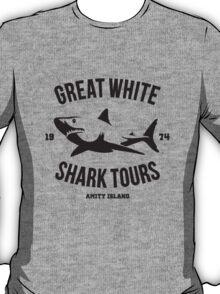 Great White Shark Tours T-Shirt