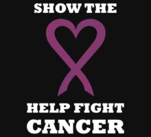 Show the LOVE Cancer 01WH by DavidAtchley