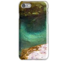 The Eye, Rock Springs iPhone Case/Skin