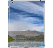 Wanaka Blue ( 11 ) iPad Case/Skin