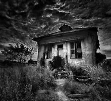 Dark Siding by Matthew Larsen