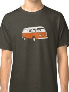 New Bay Campervan Orange Classic T-Shirt