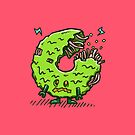 Zombie Donut 02 by nickv47
