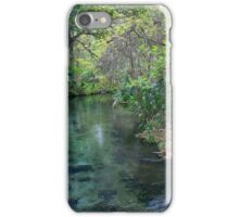 River of Beauty, Rock Springs iPhone Case/Skin