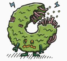 Zombie Donut 02 One Piece - Long Sleeve