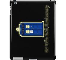 Dr Who 50th Anniversary iPad Case/Skin