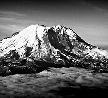 Mount Rainier by Nathan Jekich