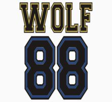 ♥♫WOLF 88-Splendiferous K-Pop EXO Clothes & Stickers♪♥ by Fantabulous