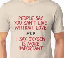 Love Unisex T-Shirt