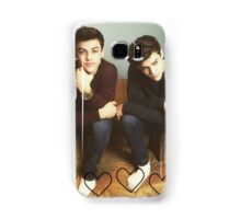 dolan twins Samsung Galaxy Case/Skin
