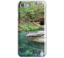 The Entry Way, Rock Springs iPhone Case/Skin