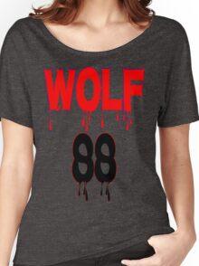 ♥♫WOLF 88-Splendiferous K-Pop EXO Clothes & Stickers♪♥ Women's Relaxed Fit T-Shirt