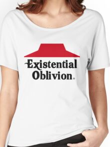 Existential Oblivion Women's Relaxed Fit T-Shirt