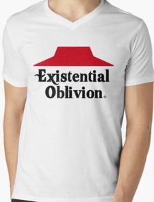 Existential Oblivion Mens V-Neck T-Shirt