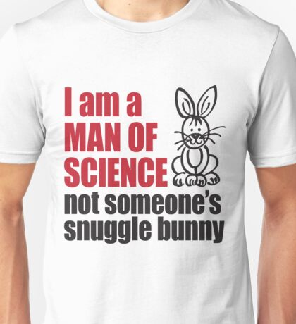 Man Of Science Unisex T-Shirt
