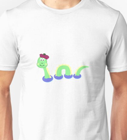 Loch Ness Monster Unisex T-Shirt