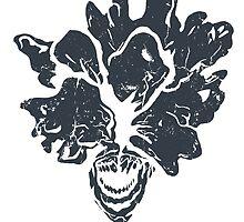 The Last of Us - Clicker (dark) by Bendragon