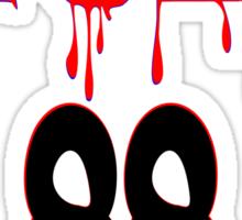 ♥♫WOLF 88-Splendiferous K-Pop EXO Clothes & Stickers♪♥ Sticker
