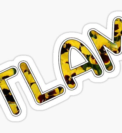 TLAM Sticker