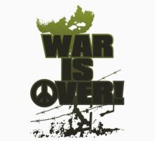 WAR_IS_OVER! by auraclover