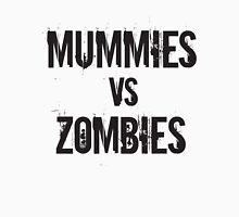 Mummies VS Zombies Unisex T-Shirt