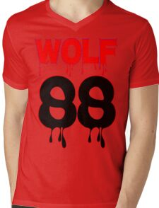 ♥♫WOLF 88-Splendiferous K-Pop EXO Clothes & Stickers♪♥ Mens V-Neck T-Shirt