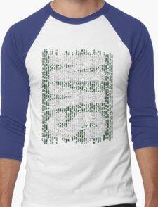 syn-ack Men's Baseball ¾ T-Shirt