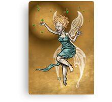Martini Fairy Canvas Print
