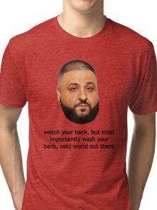 DJ Khaled Tri-blend T-Shirt