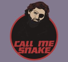 Call me Snake by superedu