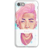 Kim Nam Joon - Pastel iPhone Case/Skin
