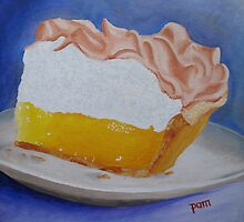 Lemon Meringue Pie by Pamela Burger