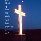 John 12:32 by Paula Tohline  Calhoun
