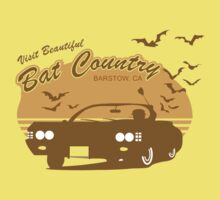 Bat Country - Fear and Loathing in Las Vegas by santilopez