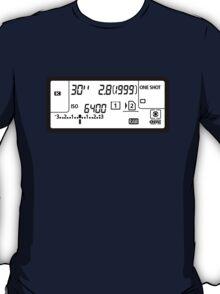 I shoot in the night T-Shirt