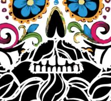 Day of the Dead Skull 1 Sticker
