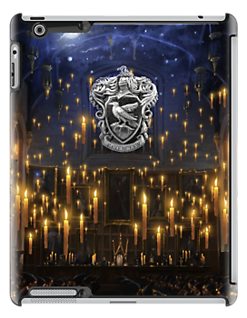 Ravenclaw Great Hall - iPad 1 by Serdd