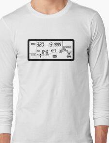 I shoot action Long Sleeve T-Shirt