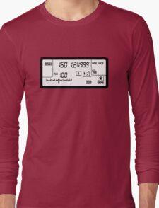 I shoot wide open Long Sleeve T-Shirt