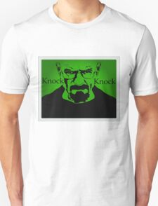Breaking Bad Knock T-Shirt